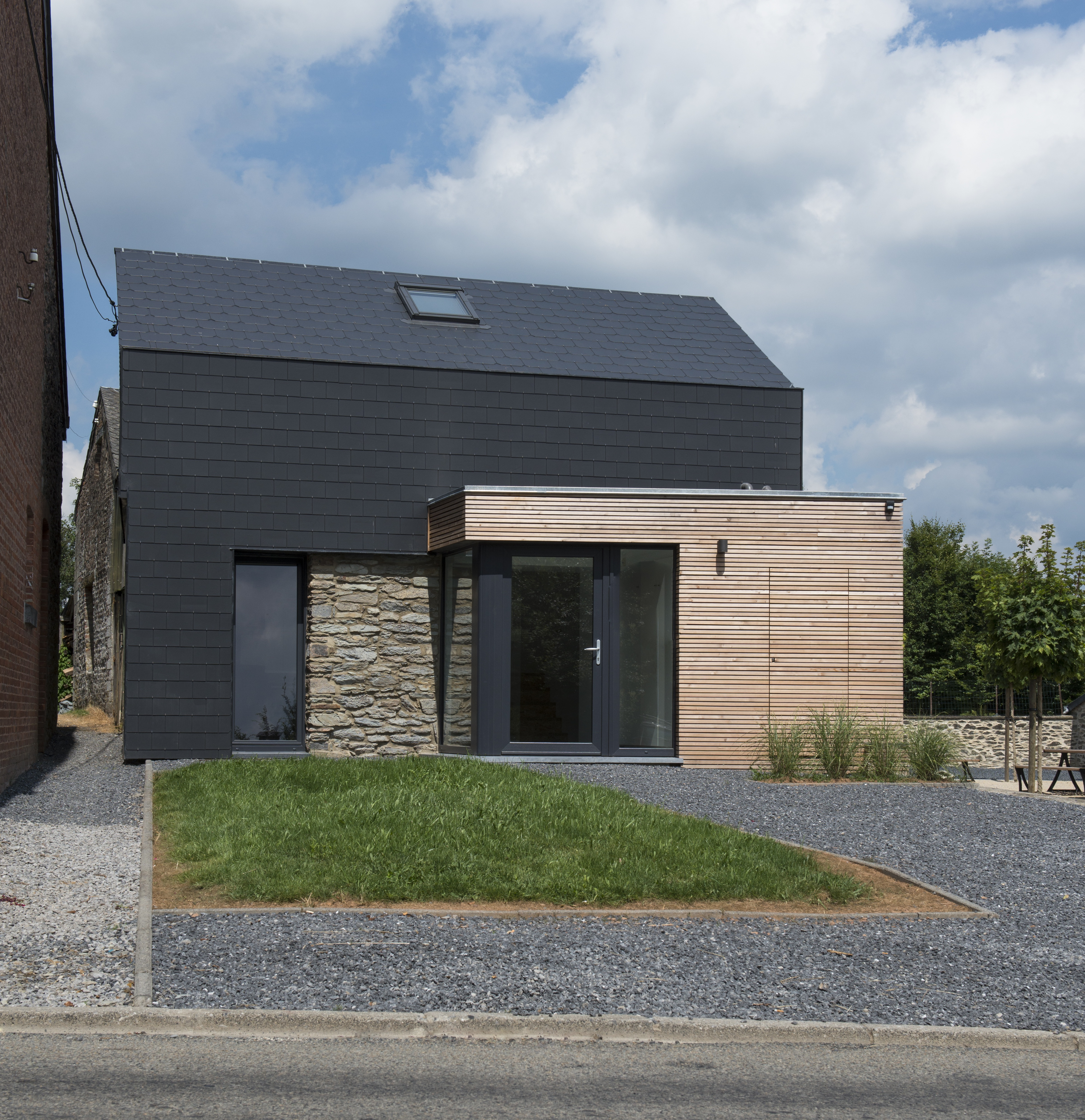 Maison de l 39 urbanisme famenne ardenne edition 2015 b timents r nov s - Prix architecte renovation ...